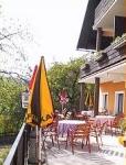 Gasthof Luger Julbach - Urlaub im Mühlviertel - Terrasse